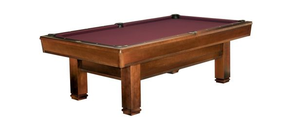 Bridgeport 8ft, Poolbillardtisch