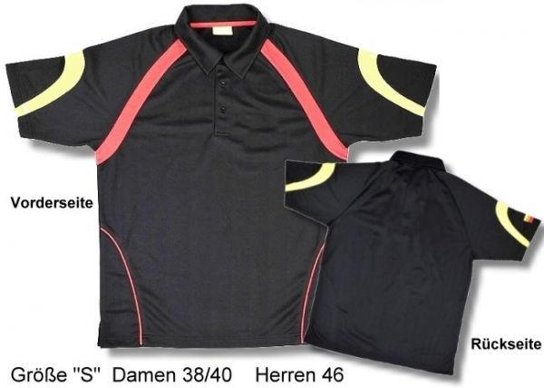 """Dart-Poloshirt für """"Sie"""" und """"Ihn"""" , Größe """"S"""", Damen 38/40,Herren 46"""