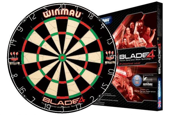 "Dartboard WINMAU Original ""Blade V Dual Core"""