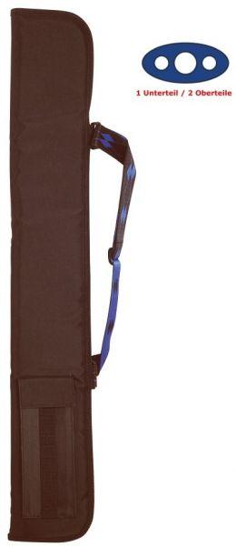 Queue-Tasche SOFT, für 1 Unterteil /2 Oberteile