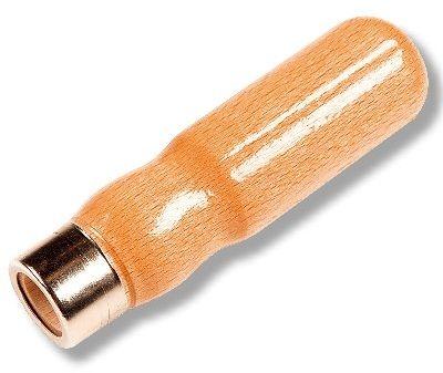 Kickergriff Holz, für 16 mm Stangen