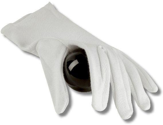 Snooker Schiedsrichter-Handschuhe Set (2 St.)