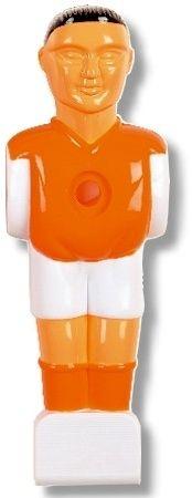 "Kickerfigur ""Bomber"" Profi orange/weiß"