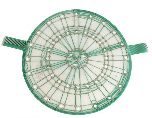 Matrixfolie passend für Dartautomat Karella CB-50/90