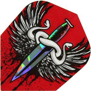 "High-Tech Flys 2D Hologram, Motiv ""sword"""