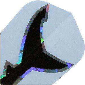"High-Tech Flys 2D Hologram, Motiv ""shark"""