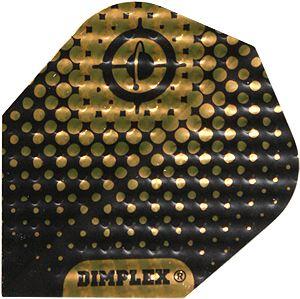 """Dart-Flight Dimplex, Standard, Motiv """"Golden"""""""