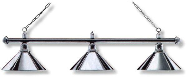 """Billardleuchte Modell """"LONDON"""", Länge 148 cm, Schirmdurchmesser 35 cm"""