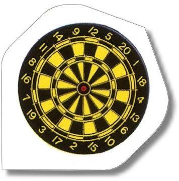 Dart Fly METRO, Motiv Dartboard