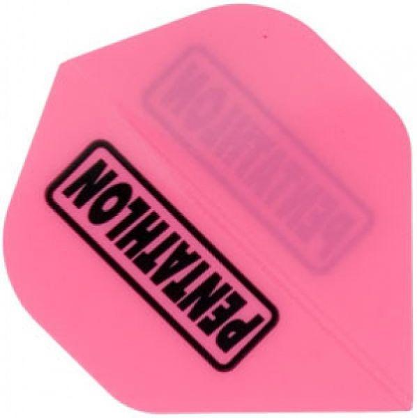 Dart-Fly PEN-TATHLON, Standard, neonrosa