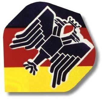 Dart Fly METRO, Motiv Deutsche Fahne