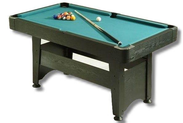 Billardtisch CHICAGO 4 ft, das preisgünstige Pool-Billard Einstiegsmodell