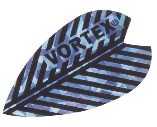 Dartfly Vortex, Form X (größere Form), blau