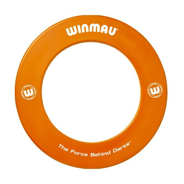 Winmau Surround (Auffangring), orange, Durchmesser ca. 68 cm