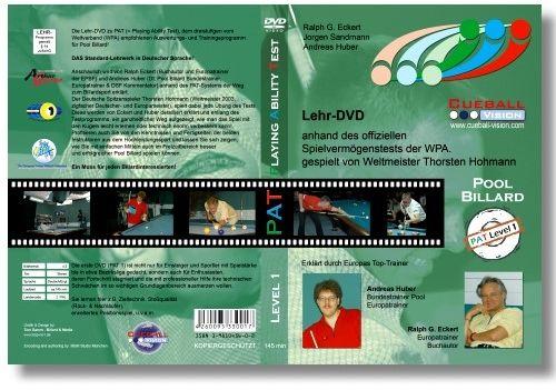 PAT 1 - Lehr-DVD
