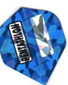 Dart-Fly PEN-TATHLON, Standard, 2D, blau