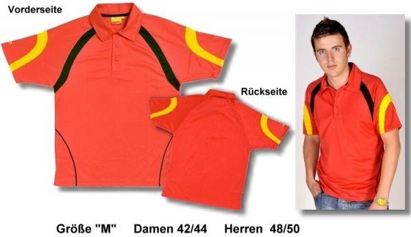 """Sport-Poloshirt für """"Sie"""" und """"Ihn"""" , Größe """"M"""", Damen 42/44,Herren 48"""