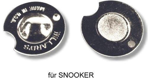 "Original ""Willard"" Lederformer Ausführung SNOOKER"