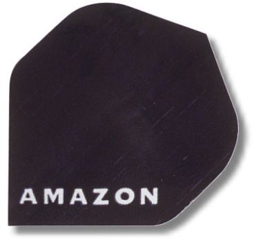 Dartfly Amazon Standard, schwarz