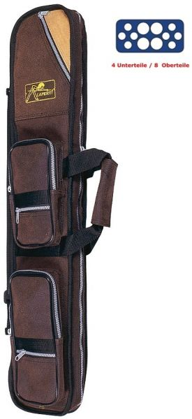 Queue-Tasche LAPERTI für 4 Unterteile /8 Oberteile