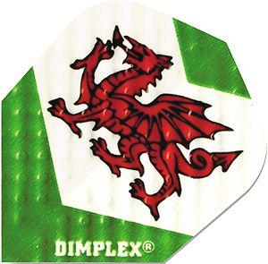 """Dart-Flight Dimplex, Standard, Motiv """"Wales"""""""