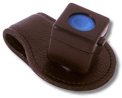 Kreidehalter Magnet Clip Leder