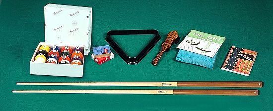 POOL-Tischzubehör-Set PROFI für Poolbillards
