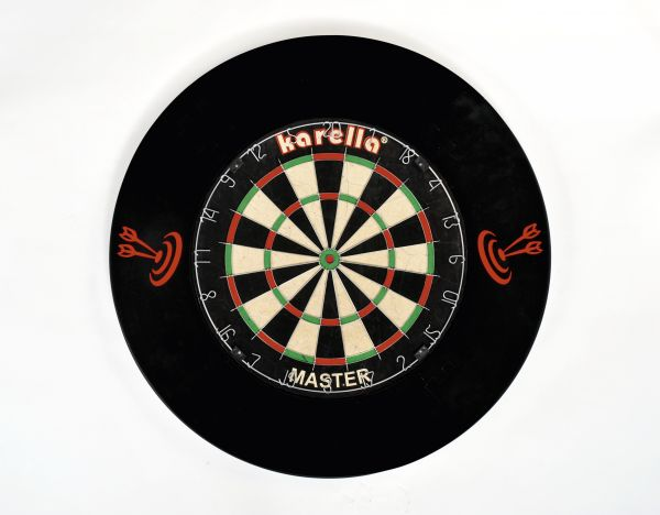 Dart-Catchring (Surround),schwarz, Durchmesser ca. 70 cm , Gewicht 500 gr,