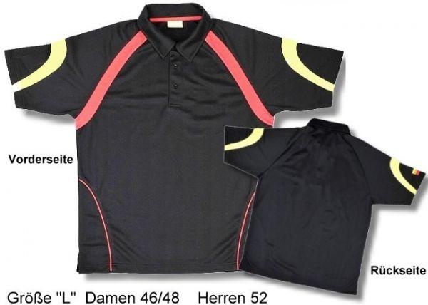 """Dart-Poloshirt für """"Sie"""" und """"Ihn"""" , Größe """"L"""", Damen 46/48, Herren 52"""