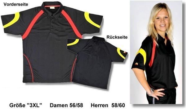 """Sport-Poloshirt für """"Sie"""" und """"Ihn"""" , Größe """"3XL"""", Damen 56/58, Herren"""
