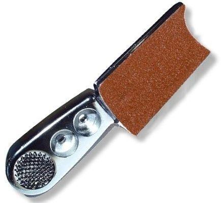 """""""TRI-TOOLl"""" Queue Trimmer, ein Werkzeug für alles. Schleifen, Lederprägen, Trimmen"""