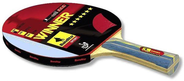 Winner ******* Star, das Modell mit der höchsten Bewertungskategorie, 2 mm Qualitäts-Schwamm, Profib