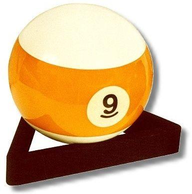 Aschenbecher 9-ball