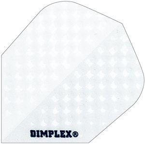 "Dart-Flight Dimplex, Standard, Motiv ""weiß"""