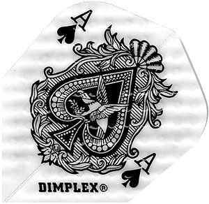 """Dart-Flight Dimplex, Standard, Motiv """"Card - As"""""""
