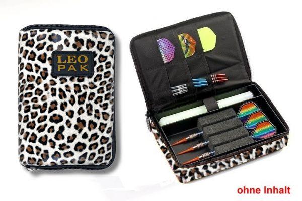 Darttasche THE PAK, Farbe Leopard