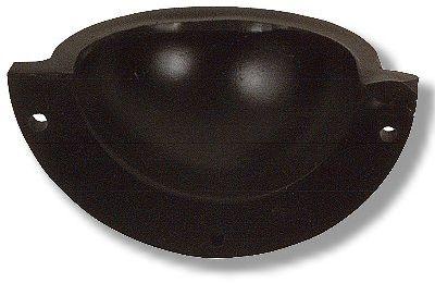 Balleinwurfschale Standard, schwarz