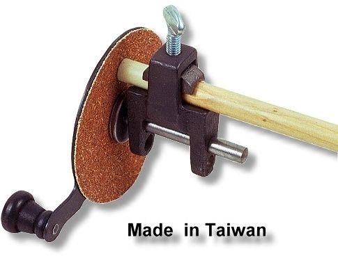 Spitzenschleifmaschine, made in Taiwan