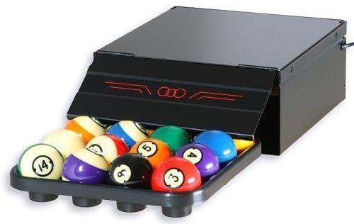 Ballkasten Pool (16 Kugeln), für Micro 8 - System
