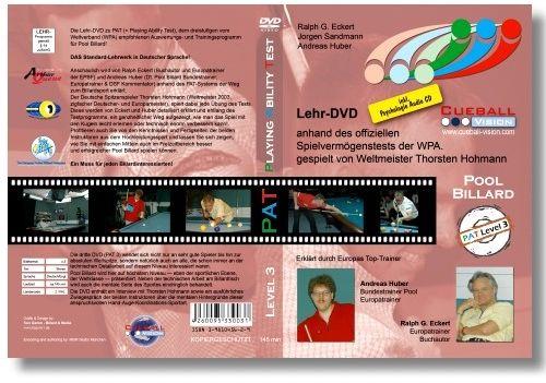 "PAT 3 - Lehr-DVD inkl. CD ""Psychologie"""