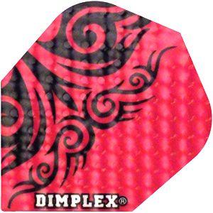 """Dart-Flight Dimplex, Standard, Motiv """"Red Tattoo"""""""