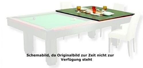 Billardtisch-Abdeckplatten für ORLANDO, BLACK-POOL, CLUB-MASTER